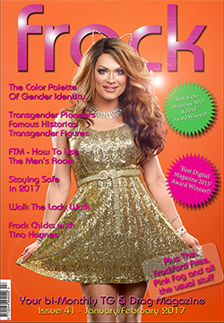 Frock Magazine - It's FREE for desktop computers!
